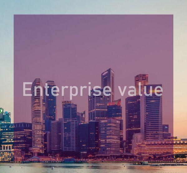 Cara menghitung Enterprise value