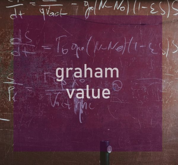 Valuasi saham metode Graham Value
