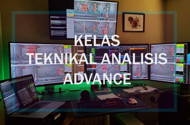 Kelas Analisa Teknikal analisis advance