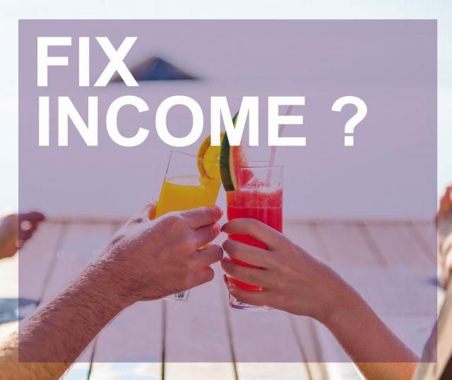 Mengenal Investasi pendapatan tetap atau Fix income