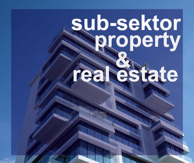 Daftar saham sub sektor Properti dan real estate