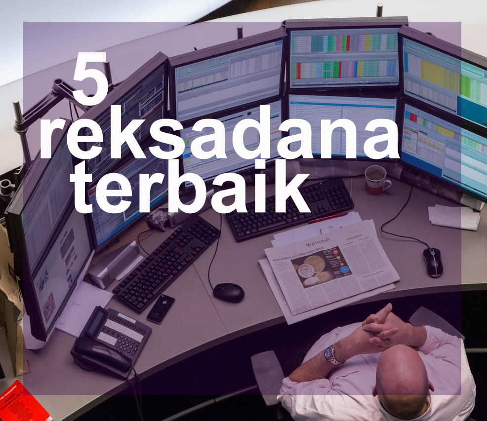 5 reksadana saham terbaik untuk jangka menengah/panjang