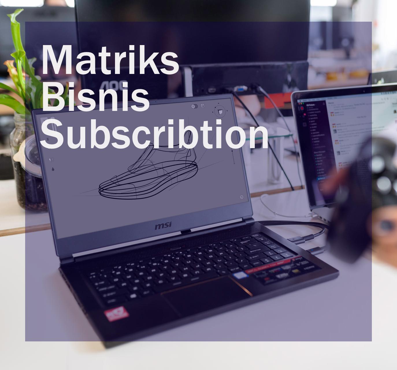 Matriks Bisnis Subscribtion Dalam Startup Saas/IaaS/PaaS