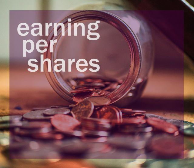 Rasio laba per lembar saham atau Earning Per Share/EPS