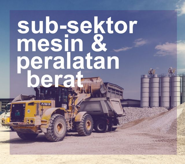 Daftar saham sub sektor mesin & alat berat
